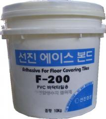 KST Adhesive for Floor Covering Tiles 10kg F-200