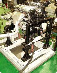 Engine & Dyno beds