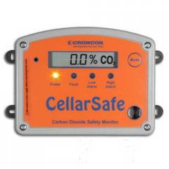 Crowcon CellarSafe carbon dioxide & oxygen
