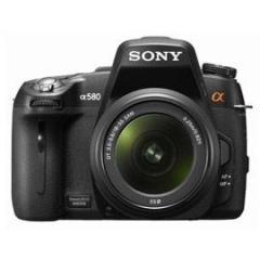 Sony DSLR-A580L Digital SLR 16.2 Mega Pixel Single