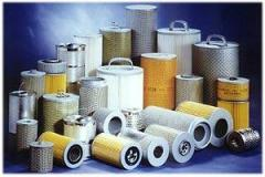 Assorted Truck Oil Filters