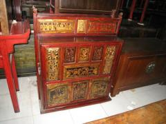Zhejiang Dowry Carrier Old