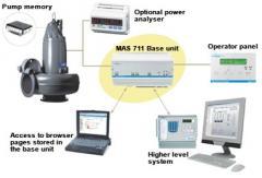 MAS 711 – Monitoring and status system