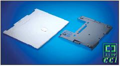 Notebook computer casing