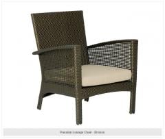 Passion Lounge Chair - bronze