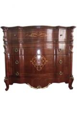 Grand Commode, Louis XV