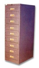 Steel Cabinet For Record Card