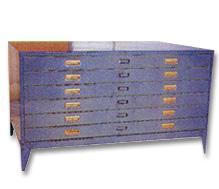 Horizontal Steel Cabinet