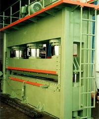 600 Ton Hydraulic Press Machine