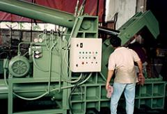 200 Ton Alligator Scrap Forming Press Machine