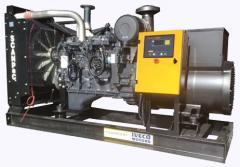 Diesel generators SCANPaC powered by FTP Iveco Motors