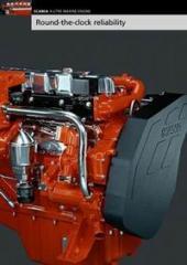 Marine engines 9-Litre series
