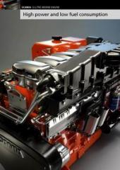 Marine engines 12-Litre series