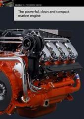 Marine engines 16-Litre series