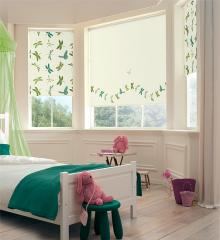 Customised Roller Blinds with digital printing