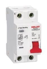 CDB6pLE Residual Current Operated Circuit Breaker