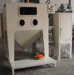 Blasting Machine-Cabinet