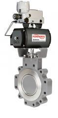 Flowserve Valdisk BX control valve