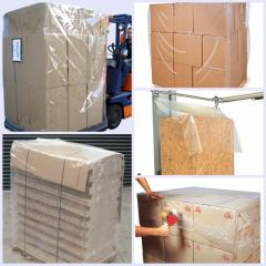 Pallet Top Covers & Sheets