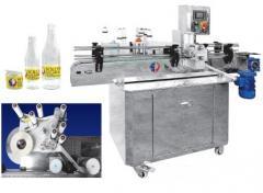 Two Side Round Labeling Machine, SPR-R2L
