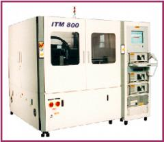 Vision Guided In-Tray Laser Mark Handler