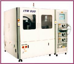 Vision Guided In-Tray Laser Mark Handler