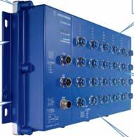 System IP67 Ethernet Switch- OCTOPUS Family With