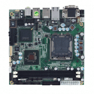 LGA775 Intel® Core™2 Quad/ Core™2 Duo Mini ITX SBC