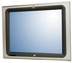 "15"" Front Mount Industrial Touch Screen"