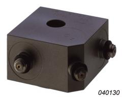4321  Triaxial Piezoelectric Charge Accelerometer,