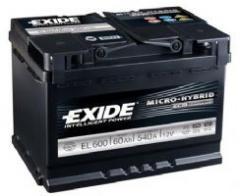 Exide Micro-Hybrid EL600