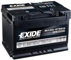 Exide Micro-Hybrid EL800 Car Battery