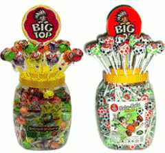 Lollipops, Big Top