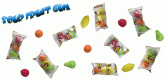 Sour Fruit Gum, GJ 101