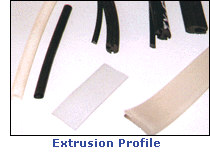 Rubber for building and handling equipment