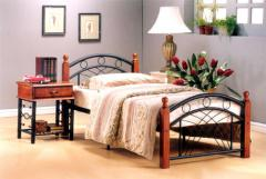 Bedroom series. Bed JSBP-006.