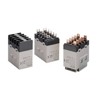Multi-pole Relay Used Like a Contactor
