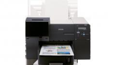 Epson B310N printer