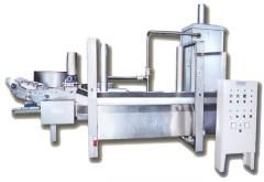 Continuous Oil Frying Systems, Fry-Series