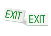 LED Emergency Exit Sign, TR 112L-E