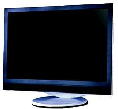 "15.4"" LCD-Monitor, W5006S"