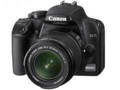 Canon EOS 1000D kit (18-55 IS f/3.5-5.6) Camera