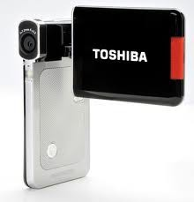 Toshiba Camelio S20 HD Camcorder (Black)