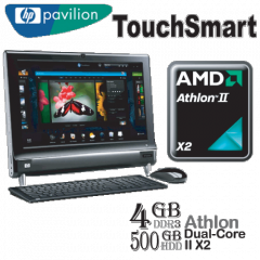 Pc Desktop HP pavilion Touch Smart 300-1028D