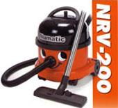 Dry Industrial Vacuum Cleaners