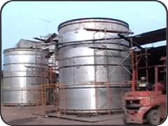 Stainless Steel Cylinder Tanks