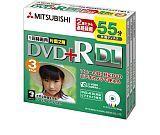 Mitsubishi Mini DVD Dual Layer Disc