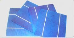 Poly-Crystalline Solar Cell