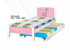 Kids Bed Giraffe