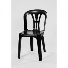 Plastic Chair 3329 (Black Color)
